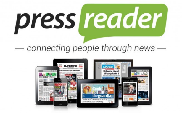 PressReader image.